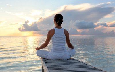 Как избежать нервозности во время самоизоляции: медитация